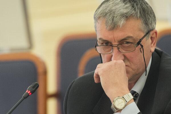 Juraj Sopoliga, prezident Združenia sudcov Slovenska.