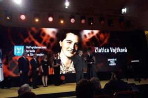 Ocenenie pre Zlaticu Vojtkovú prišlo desiatky rokov po tom, čo pomáhala zachrániť židovské rodiny v horách.