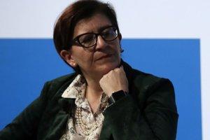 Talianska ministerka obrany Elisabetta Trentaová.