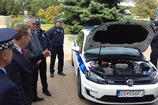Počet mestských policajtov sa v Dunajskej Strede zvýši.