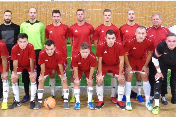 Vrbica halový turnaj ObFZ Levice príliš nevyšiel. Obsadili konečné 4. miesto.