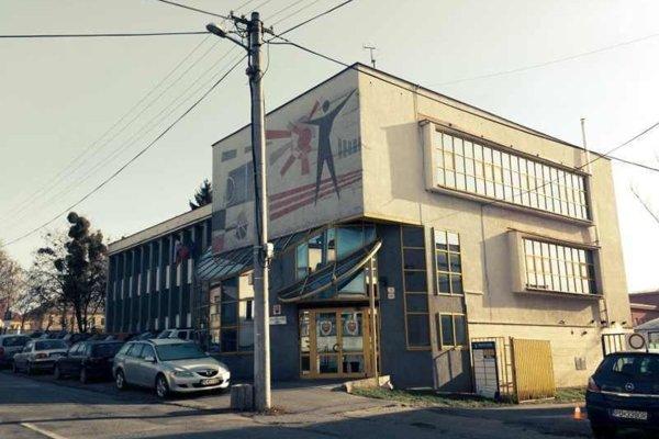 Colný úrad v Prešove.
