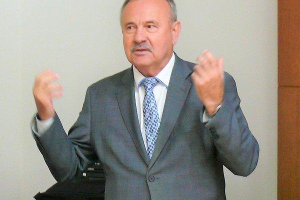 Ján Danko, primátor Martina sa stal predsedom Združenia miest a obcí Turca.