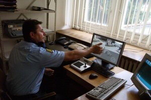 Ružomberskej mestskej polícii chýba kvalitný kamerový systém.