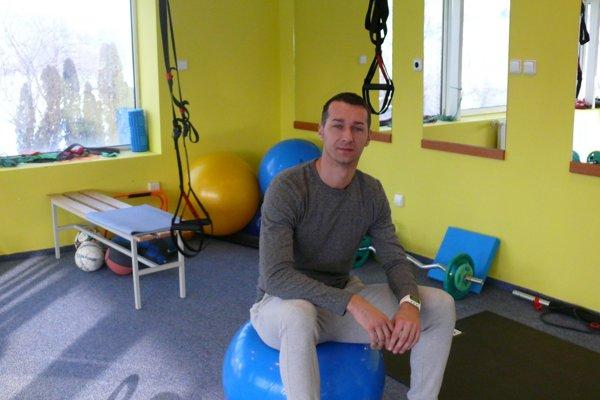 Deti treba pre pohyb nadchnúť, zaujať izabaviť. Potrebujú aj vzory, myslí si kondičný ifutbalový tréner Peter Struhár.