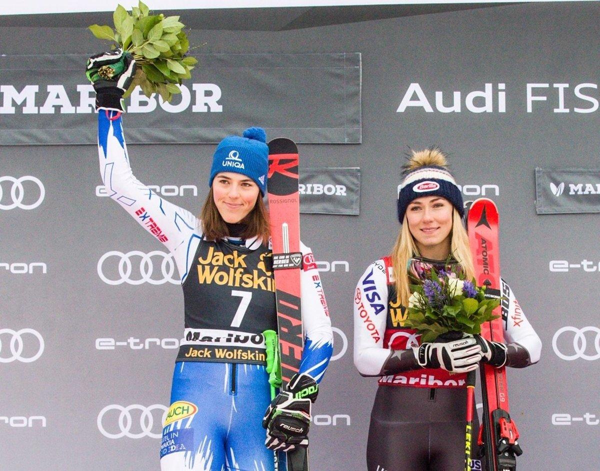 0ee33d2ef ONLINE: Obrovský slalom, 2. kolo (Maribor 2019, Vlhová) - Šport SME