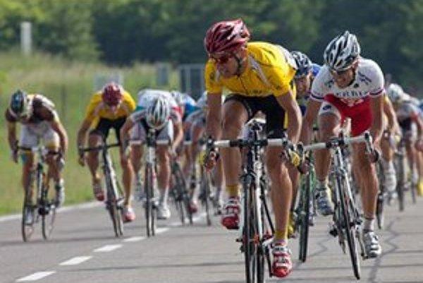 Tohtoročné cyklistické preteky Okolo Slovenska budú jednými z najlepšie obsadených v ich histórii.