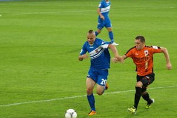 V úvodnom kole Corgoň ligy futbalisti MFK potešili. Po dobrom výkone vyhrali nad Zlatými Moravcami 3:1.