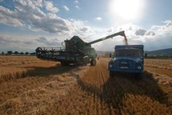 Farmári musia byť napriek zlej situácii optimistickí, lebo inak by nemohli v odbore podnikať.