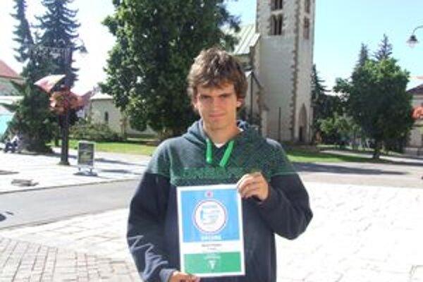 Martin Pristaš bol na majstrovstvách sveta v rybolovnej technike v Slovinsku piaty, o medailu bojoval ako jediný Slovák.