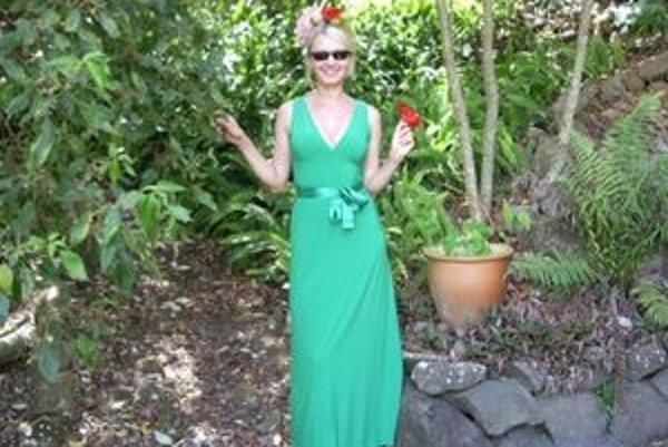Gabriela Mellegová sa každý rok z rodinou vracia z Austrálie do Liptovského Mikuláša.