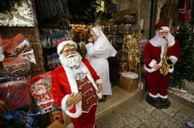 V marketingu platí pravidlo byť prvý a dôsledkom toho sú každoročne skoré Vianoce.