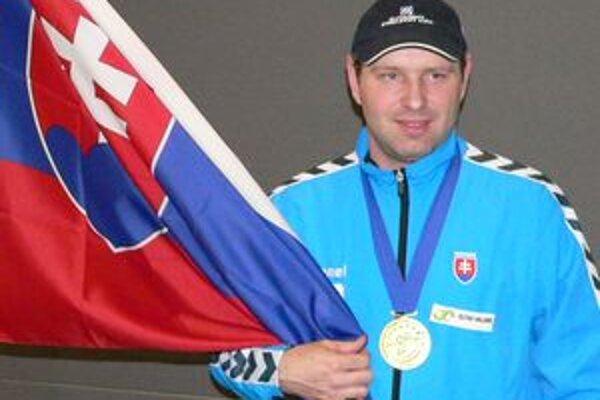 Strelec Peter Pelach získal prvú slovenskú medailu na majstrovstvách Európy.