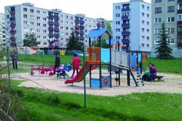 Bezpečné sú tie ihriská, ktoré postavila samospráva alebo škola.