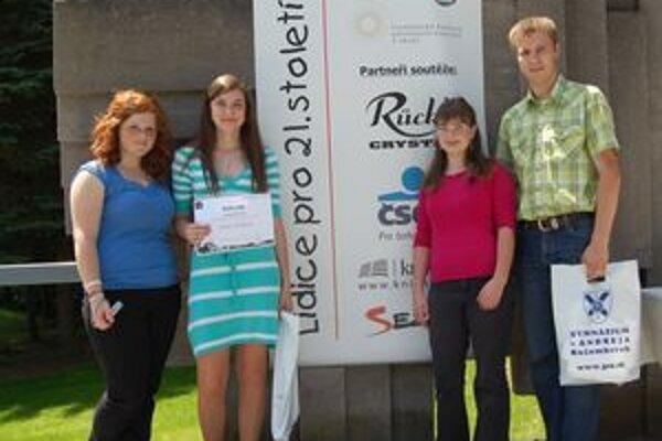 V medzinárodnej vedomostnej súťaži o Lidiciach zabodovala aj študentka z Gymnázia sv. Andreja v Ružomberku.