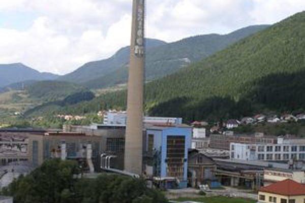 Spoločnosť Topchem sídli v priemyselnom areáli bývalého Texicomu.