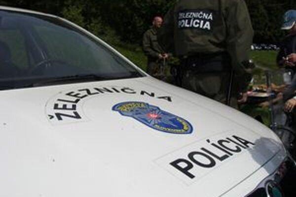 Prípadom sa zaoberajú železniční policajti z Liptovského Mikuláša.