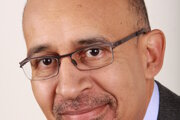 Zástupca OBSE pre slobodu médií Harlem Désir.