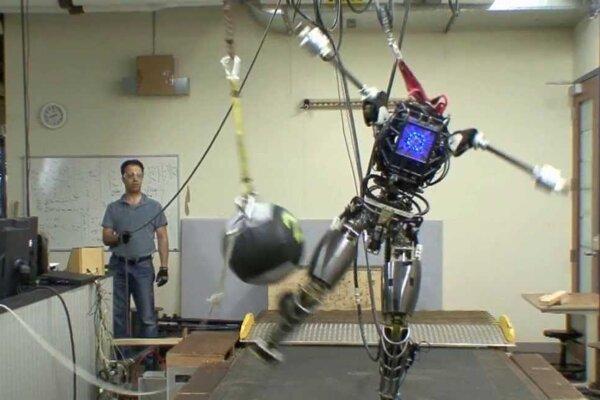 Atlas od Boston Dynamics.