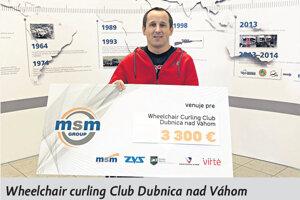 Wheelchair curling Club Dubnica nad Váhom