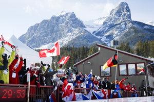 Ilustračná fotografia z kanadského Canmore.