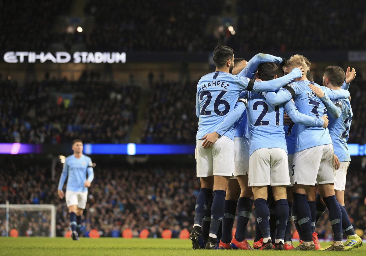 9c1ddcf6bb ANALÝZA  Manchester City v sezóne 2018 2019 - Šport SME
