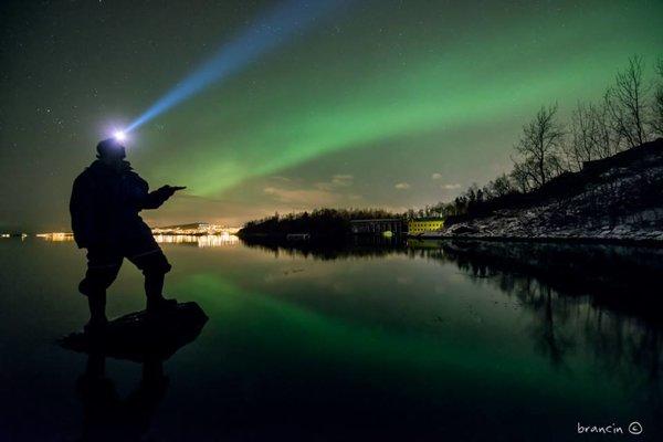 Fotograf Braňo Beliančin zbieral foto materiál tri zimy.