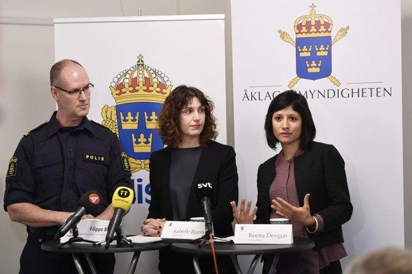 O nájdení klenotov informovala polícia.