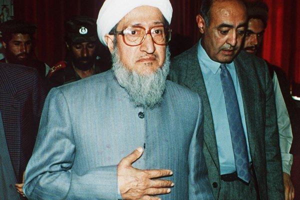 Po páde komunistickej vlády sa Mudžaddadí v roku 1992 stal na dva mesiace prezidentom Afganistanu.