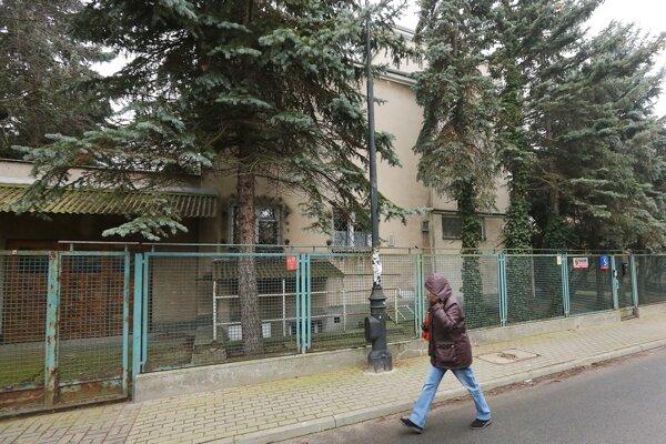 Dom zosnulého poľského exprezidenta Wojciecha Jaruzelského.