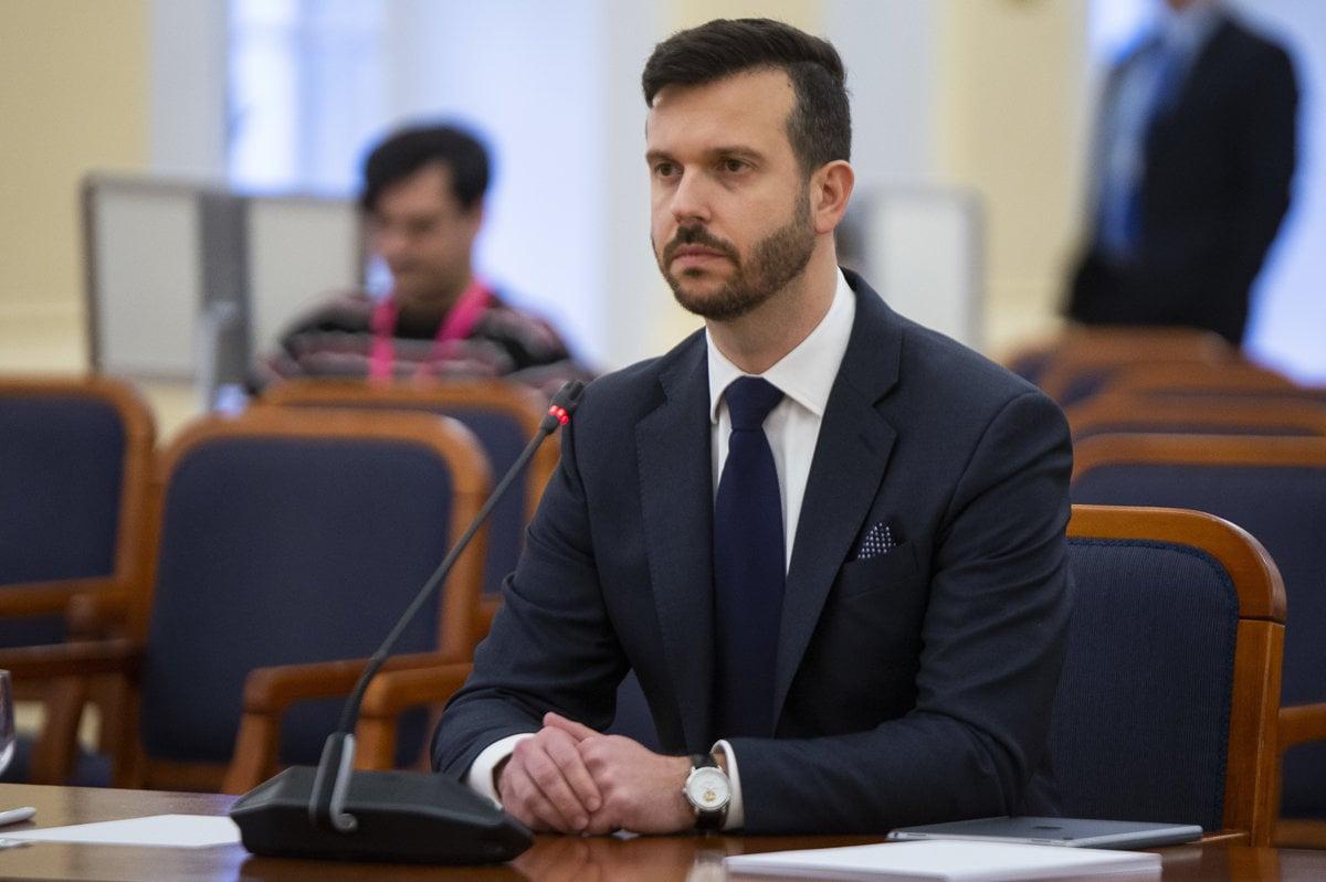 c872424867b8 Ústavný súd  Kandidát Miloš Maďar - SME