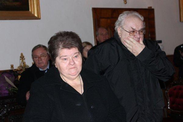 Oľga a Peter Kollárikovci, bronzoví Seniori roka 2018. Ocenenie ich dojalo.