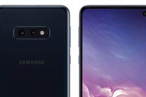 Uniknuté zábery Samsungu Galaxy S10e.