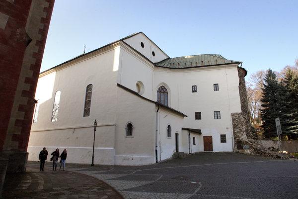 Sväté omše slúžil František Paňák predovšetkým v slovenskom kostole.