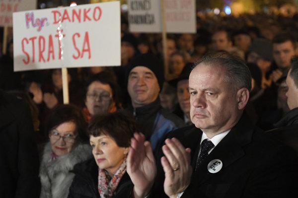 Kto sa stane nástupcom Andrea Kisku? V marci o tom rozhodnú voliči.