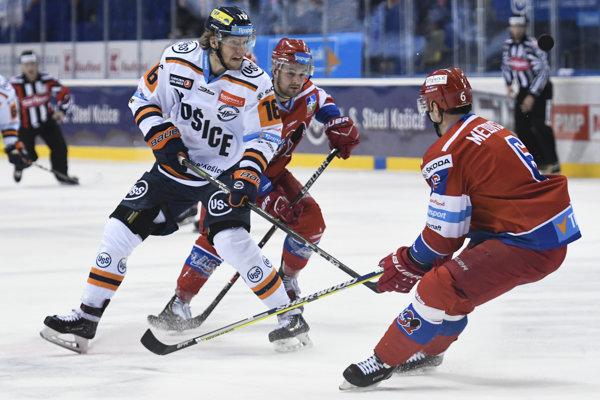 Košičania uzavreli základnú časť sezóny víťazstvom 4:0 nad Liptovským Mikulášom.