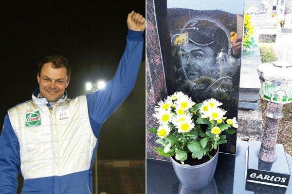 Karol Šedivý bol majster cyklokrosu. Tragicky zahynul pred 10 rokmi.