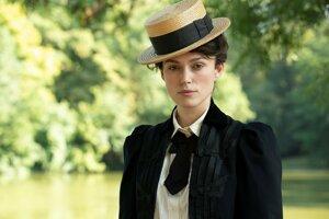 Keira Knightly ako spisovateľka Sidonie-Gabrielle Colette.