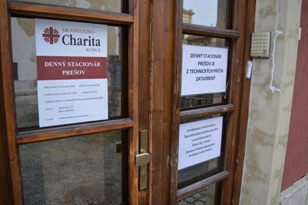 Denný stacionár pre dôchodcov od prvého marca skončil.