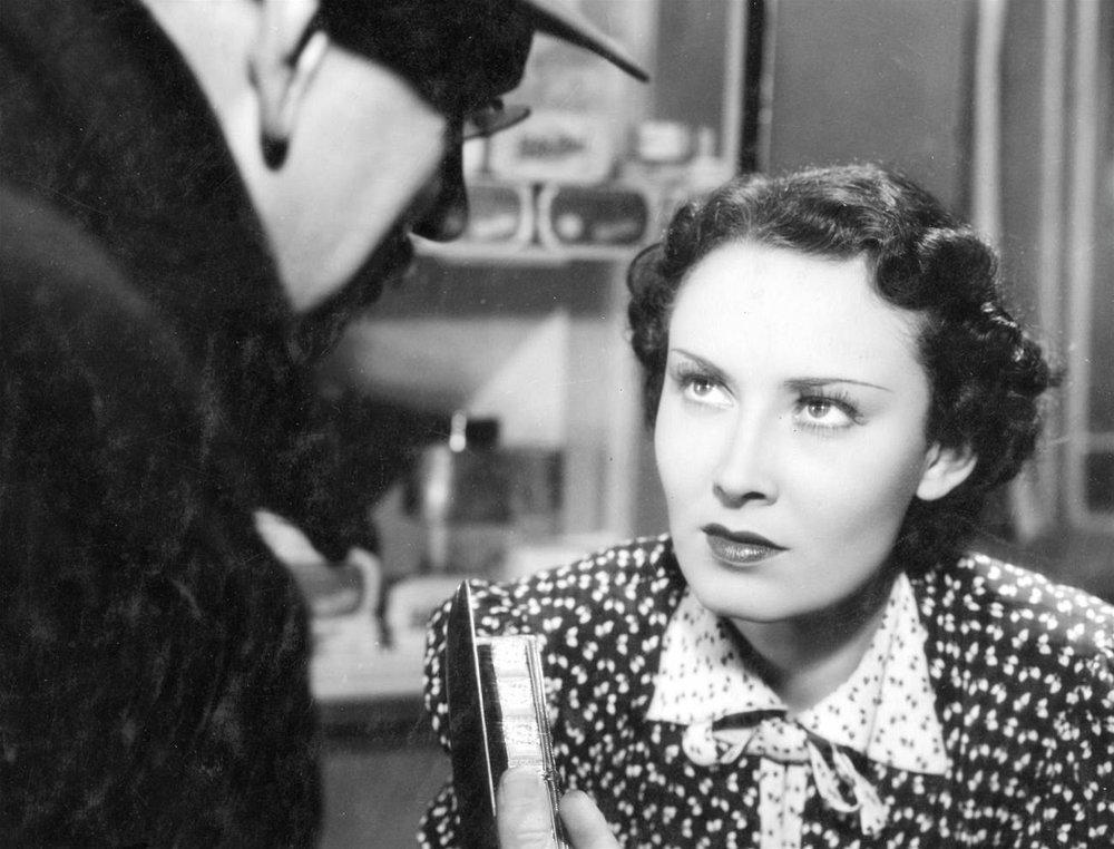 Lída Baarová v snímke  Panenství z roku 1937.