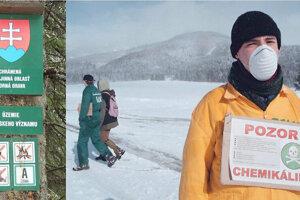Ekológovia sa obávajú aplikácie chemických prípravkov v chránených územiach.