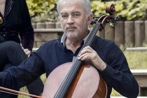 Violončelista Ján Slávik