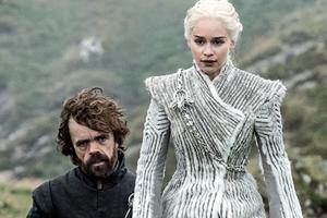 Tyrion a Daenerys.
