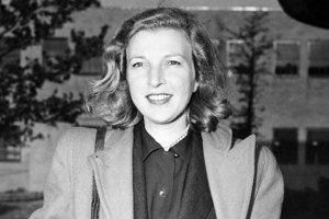 Martha Gellhornová (1908 - 1998). Novinárka a spisovateľka, zakladateľka modernej vojnovej žurnalistiky.