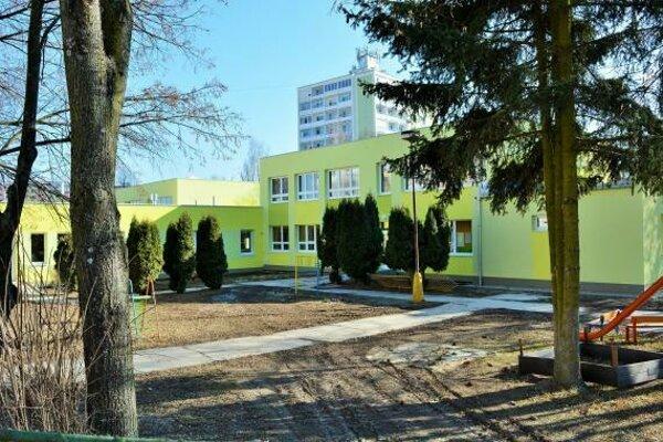 Materskú školu obnovili z eurofondov.