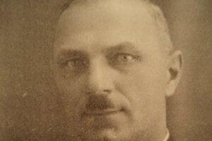 Divízny generál Bedřich Homola.