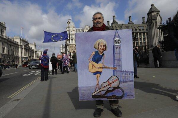 Odporca brexitu