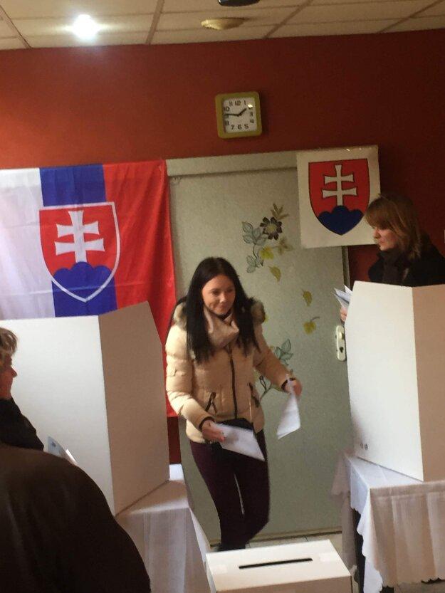 Voľby v Hlohovci