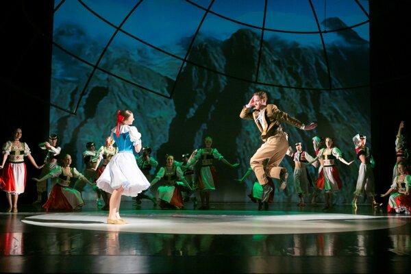 Režisér a choreograf Ondrej Šoth sa k baletu M. R. Štefánik vracia po desiatich rokoch.