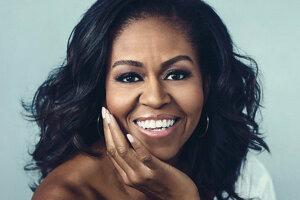 publikácia Becoming meine geschichte / Michelle Obama